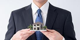 不動産の買取事業を行う
