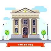銀行からの通知書