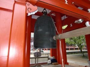 比叡山延暦寺の鐘楼