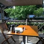 本門寺のカフェ